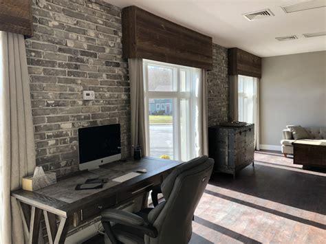 reclaimed thin brick wall veneer stone farm