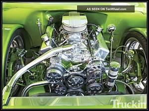 1997 Chev Tahoe 2dr Truckin Cover Sema Show Truck Custom