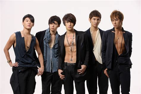 hot korean boy band ten most popular korean boyband ss501 triple s sarang