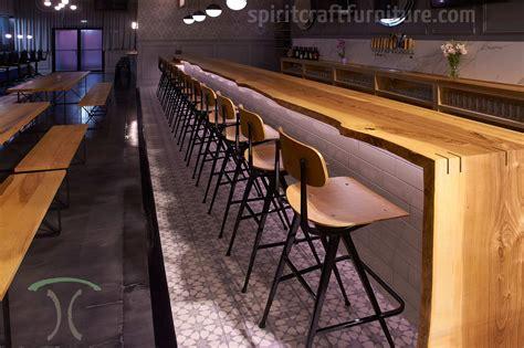 table cuisine bar custom solid hardwood table tops dining and restaurant