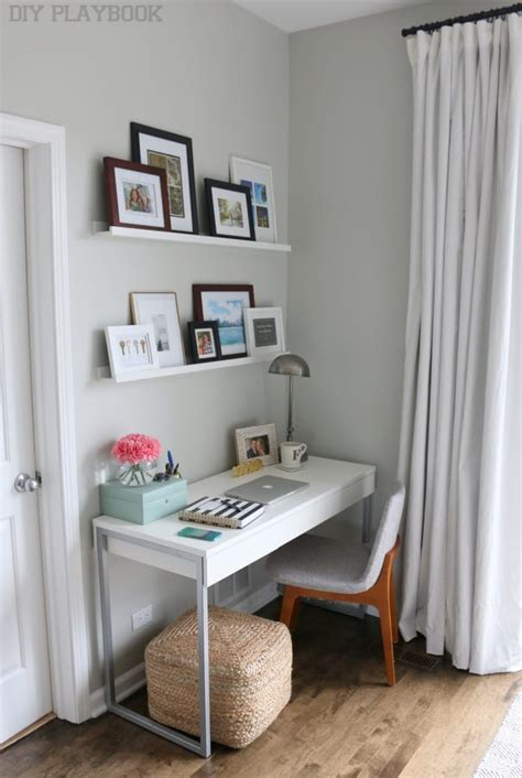 Decorating Ideas For Bedroom Office by 4 Office Desk Bedroom Diy Playbook