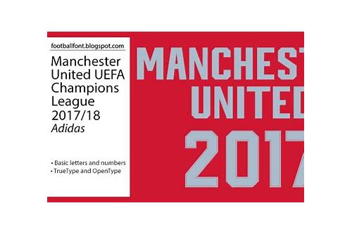 Uefa champions league font download :: thernplacaron