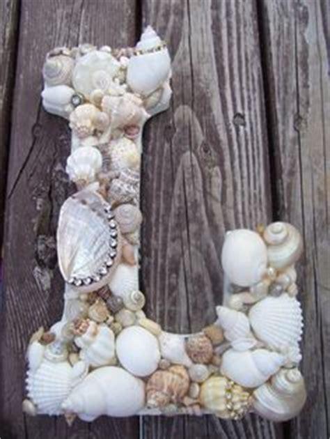 alphabet   shells  pinterest sea shells