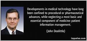 Medical Technology Quotes. QuotesGram