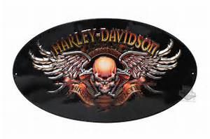 2010441 - Harley-Davidson® Tin Sign - Biker To The Bone