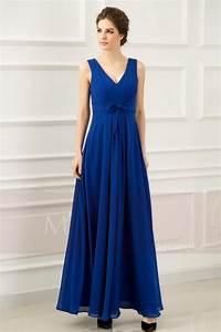 Robe Bleu Demoiselle D Honneur : robe de soir e longue bleu roi pour t moin de mariage ref l762 robes demoiselle d 39 honneur ~ Dallasstarsshop.com Idées de Décoration
