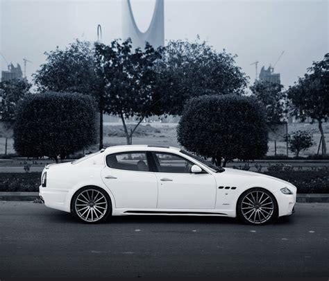 Maserati Quattroporte Vossen Vfs2 Gloss Graphite