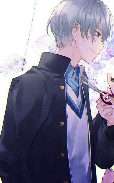 wallpaper gambar anime cowok ganteng  keren