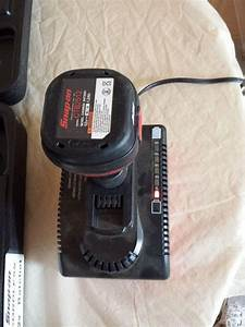 Find Snap On 9 6 - 18 Volt Battery Charger Ctc420 - 1 12v Battery Ctb2512