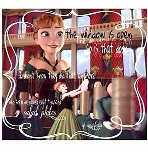 Anna, For the First Time in Forever. | Disney ...