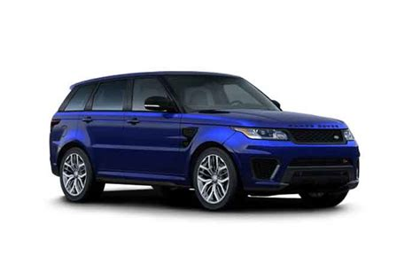 2018 Range Rover Sport Supercharged (monthly Leasing Deals