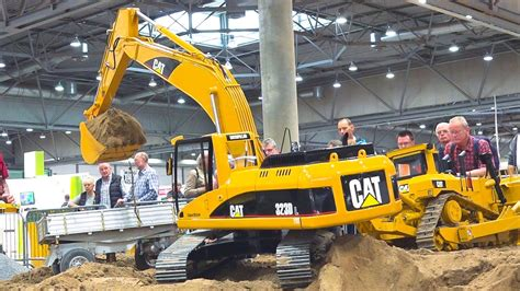 Harga Rc Excavator Cat cat caterpillar excavator at work rc model scale