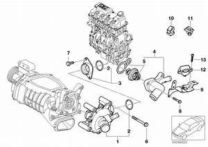 2002 Mini Cooper S Engine Parts Diagram