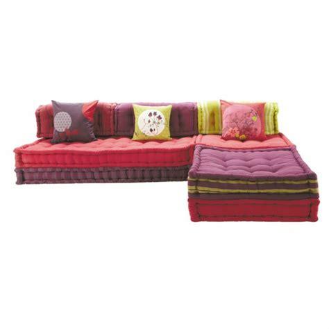 canapé coloré canape original colore maison design wiblia com