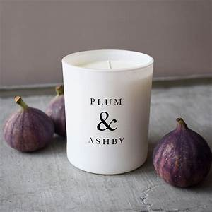 Buy Plum & Ashby Numbered Collection Scented Candle ...