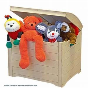Coffre Jouet Bois : coffre jouets en bois jb bois ~ Teatrodelosmanantiales.com Idées de Décoration