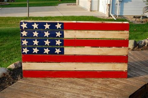 american pallet flag art ideas pallets designs