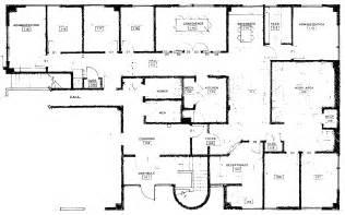 Design Office Floor Plan