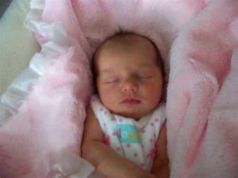 beautiful newborn baby girl   days