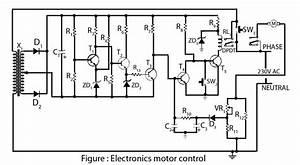 Electronics Motor Controller  U2013 Electronics Project