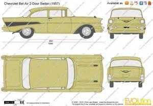 corvette 1956 for sale the blueprints com vector drawing chevrolet bel air 2 door sedan