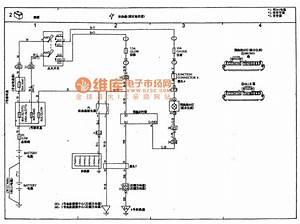 Toyota Coaster Coach Glow Plug Fixed Delay Type  Circuit