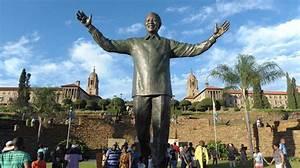 France Afrique Du Sud Quelle Chaine : video une statue g ante de mandela rig e pretoria ~ Medecine-chirurgie-esthetiques.com Avis de Voitures