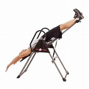 Best Fitness Inversion Table - 152443, Inversion Therapy ...