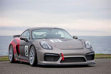 2016 Porsche Cayman Gt4 Clubsport For Sale