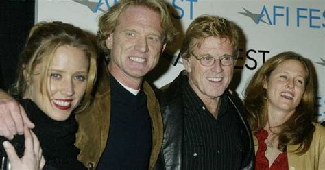 robert redford daughter robert redford and children fathers and their children