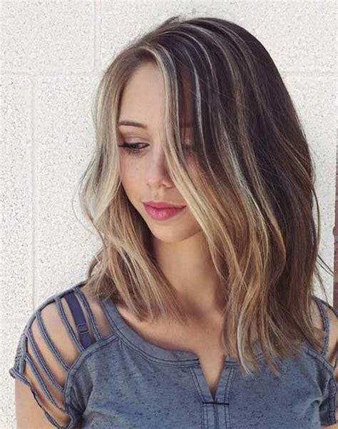 25 best long bob hair short hairstyles 2018 2019