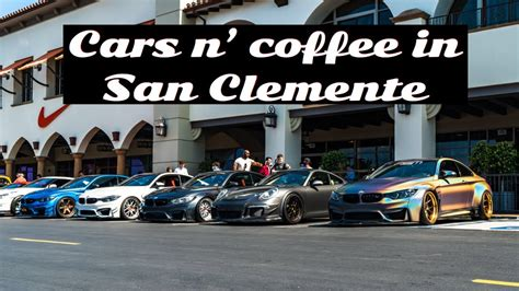 The cars & coffee official instagram account #carsandcoffee www.cars.coffee. My first Cars n' coffee in San Clemente - YouTube