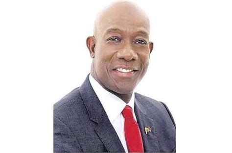 Keith Rowley becomes T&T's 7th prime minister