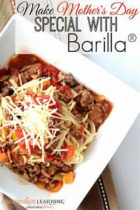 Make Mother's Day Special with Barilla®