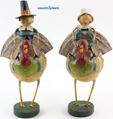 lori mitchell tom goodie gobbler turkey thanksgiving
