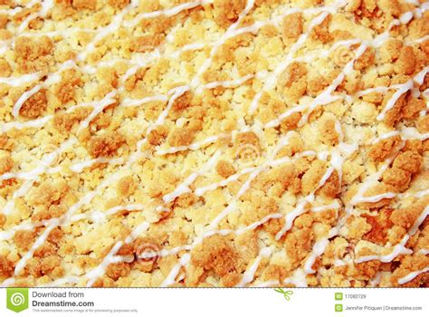crumb cake texture royalty  stock images image