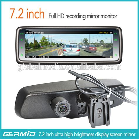 mirrorlink app for android 7 2 inch android mirrorlink app rearview mirror support
