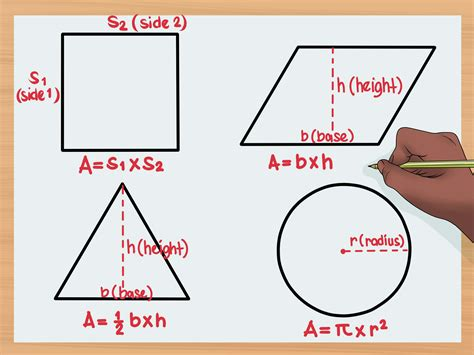 How To Find Area And Perimeter 11 Steps (with Pictures) Wikihow