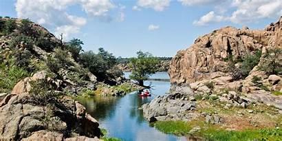 Arizona Rivers Lakes Streams Phoenix