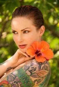 Heavily Tattooed Women