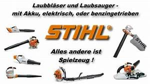 Laubsauger Benzin Stihl : stihl laubbl ser und laubsauger s llner motorger te gmbh ~ Orissabook.com Haus und Dekorationen