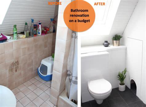 Wohnung Günstig Renovieren by Badezimmer Selbst Renovieren Vorher Nachher B 228 Der