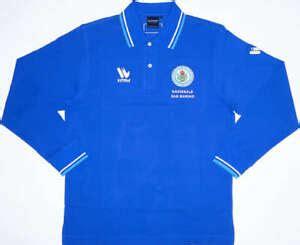 san marino polo shirt football soccer jersey italy new ebay