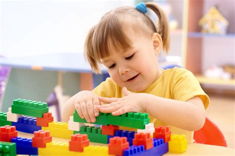 Lessons To Teach While Playing With Blocks