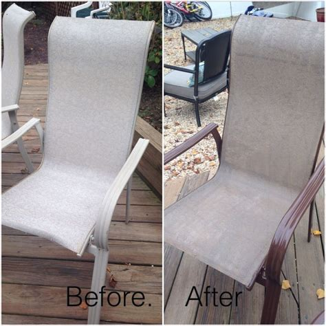 Upholstery Fabric For Outdoor Furniture by Patio Furniture No Problem Spray Paint Fabric
