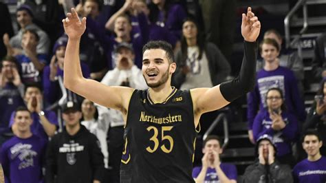 aaron falzon helped rescue northwesterns season