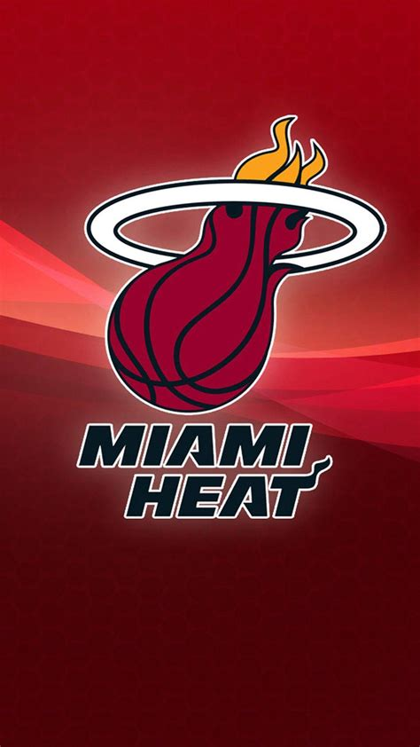 Miami Heat Logo Basketball