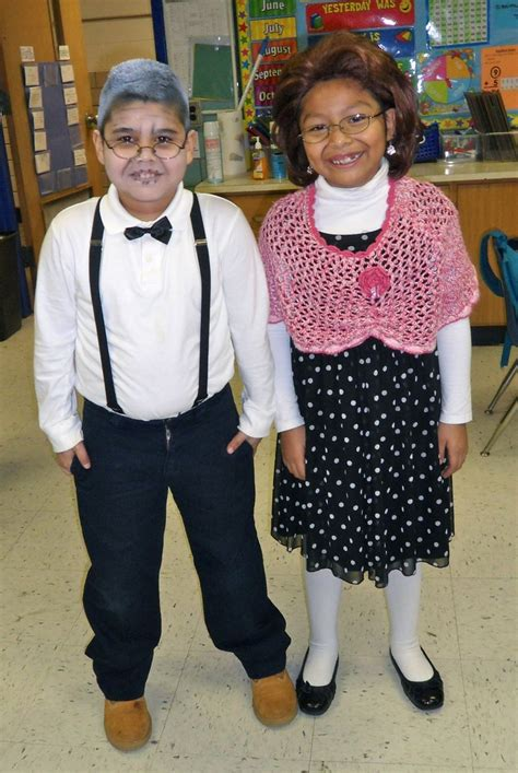 348 best 100th day images on Pinterest   Grandma costume Carnivals and Halloween decorating ideas