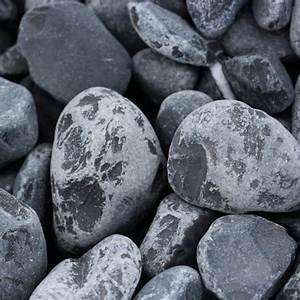 Gabionensteine Berechnen : nero ebano marmor 60 100 mm zierkies natursteine ~ Themetempest.com Abrechnung