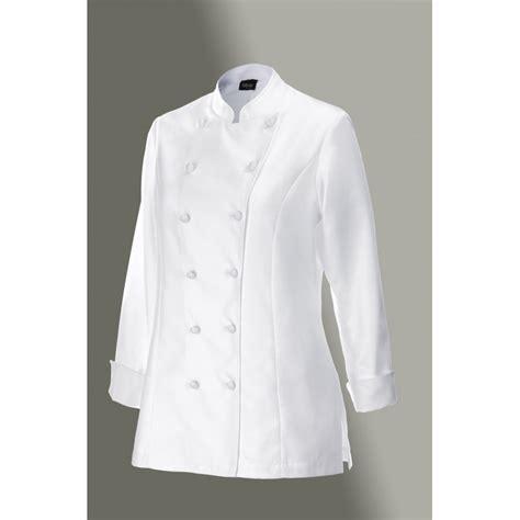 veste de cuisine mof veste femme cintrée boulangerie et cuisine à 70 00